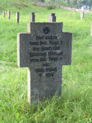 Cmentarz I wojenny w Żytkejmach