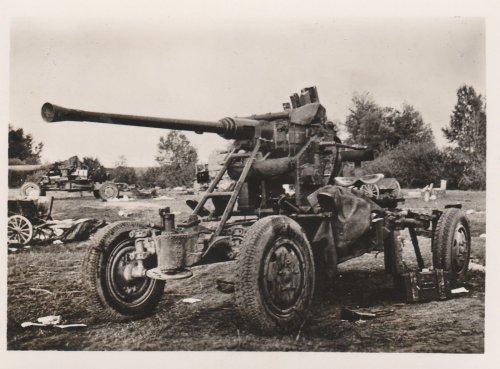 Polenfeldzug, erbeutete polnische Flak.jpg