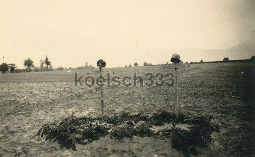 Wehrmacht Gräber in Polen 1939 Kämpfe Warta Widawka Jezow Bzura Kutno.jpg