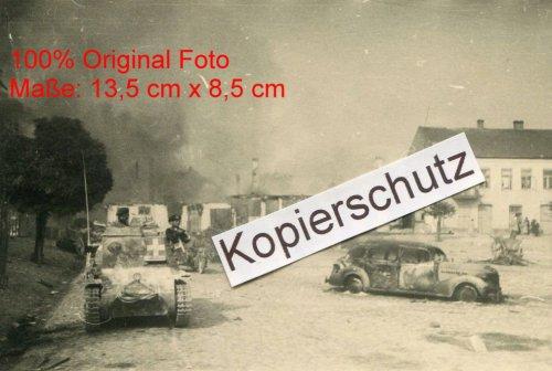 Panzer Rgt. 31 nach Kampf um Proszowice am 7.9.1939.jpg