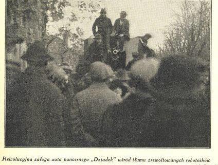 Zdobyty Dziadek w 1923 r. w Krakowie.jpg