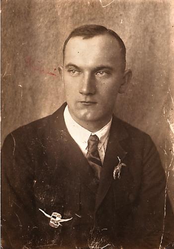 Franciszek Michalak Niższa Szkoła Pilotów w Krakowie od 1919 r.png