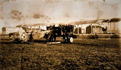 Friedrichshafen G-IIIa komora usterzenie 1920 r 21.EN.png