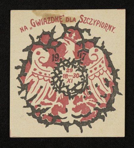 Na ''Gwiazdkę'' dla Szczypiorny 1917. 29.XI.1830.jpg