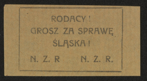 Rodacy! Grosz za sprawę Śląska!.png