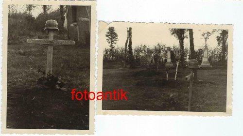 Gebirgsjäger Art. Rgt 79 , Gräber 06.09.1939.jpg