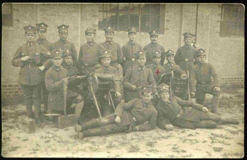 Baon CKM Wojska Wielkopolskie Poznań Jeżyce 1919.jpg
