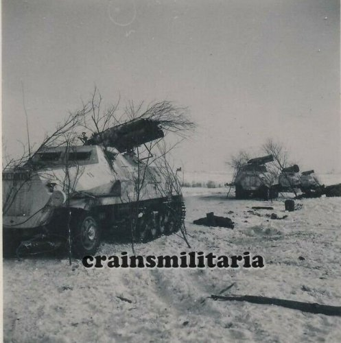 Panzerwerfer 42 SdKfz 4-1 Panzer in Russland 1944 StuG Brigade 912.jpg