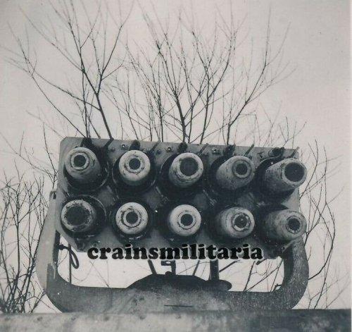 Panzerwerfer 42 SdKfz 4-1 Panzer in Russland 1944 StuG Brigade 912 (1).jpg
