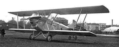 Lublin R.VIII - prototyp, Pole Mokotowskie.jpg