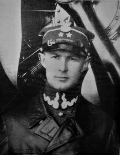 por.pil. Czesław Wawrzyniak szef wyszkol. WSP Ławica - 1925 r..png