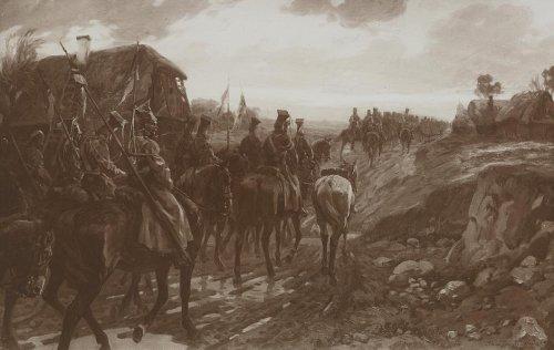 bagien ulani w marszu.JPG