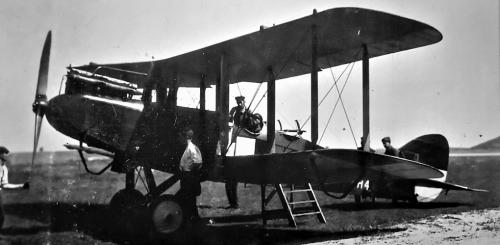 DH-9 nr. H4315 z 5.EW - Lewandówka Lwów lipiec 1920 r..png