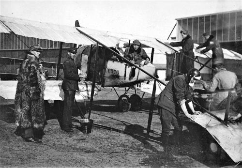 Caudron G - III E2 NSP Bydgoszcz 1922 r..png