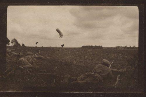 Żołnierze 4 Dywizji Strzelców Polskich na froncie, 1918-19..jpg