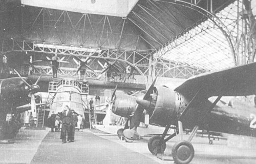 PZL P.11 i Do X w DLS 1941.jpg