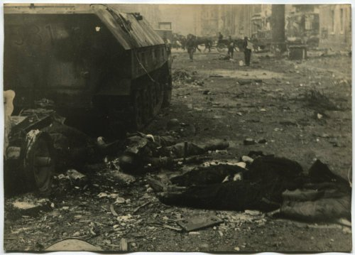 BERLIN STREET VIEW AFTER THE BATTLE, MAY 1945.jpg