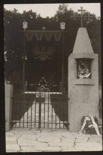 Wilno, Mauzoleum na Rossie. Miejsce spoczynku Serca Marszałka J.Piłsudskiego_0.jpg