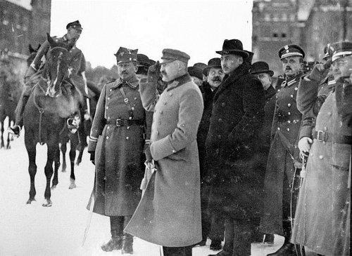28 grudnia 1919 r., w czasie uroczystości z okazji 1. rocznicy wybuchu powstania wielkopolskiego.jpg
