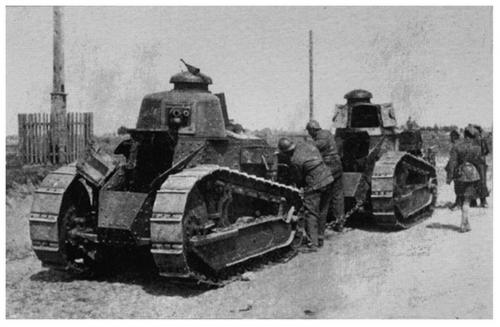Czołgi przydzielone do 18.DP w walce z korpusem Gaja.png