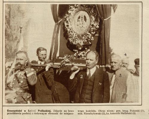 Pożerski - 1927 - Święto unitów podlaskich.png