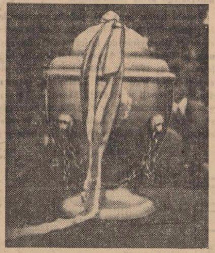 urna z kalisza z ziemia z grobow w szczypiornie.JPG