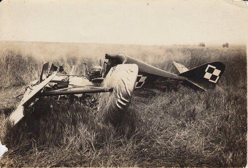 Ansaldo Balilla  nr.28  21.06.1923r. zginął st.szer.pil.Jan Zagórski 2.PL.jpg