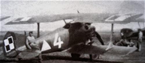 trojkąt przejściowe godło 112 EM Spad 51C1 1.PL Warszawa 1932 r..png